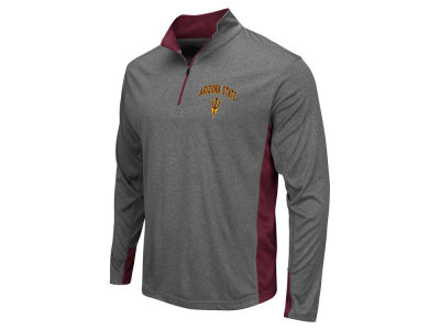 Arizona State Sun Devils Colosseum NCAA Men's Ridge Runner 1/4 Zip Pullover