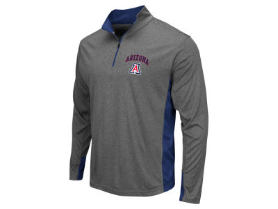 Arizona Wildcats Colosseum NCAA Men's Ridge Runner 1/4 Zip Pullover
