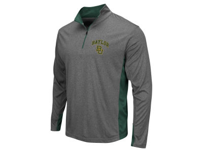 Baylor Bears Colosseum NCAA Men's Ridge Runner 1/4 Zip Pullover