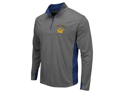 California Golden Bears Colosseum NCAA Men's Ridge Runner 1/4 Zip Pullover