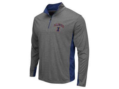 Illinois Fighting Illini Colosseum NCAA Men's Ridge Runner 1/4 Zip Pullover