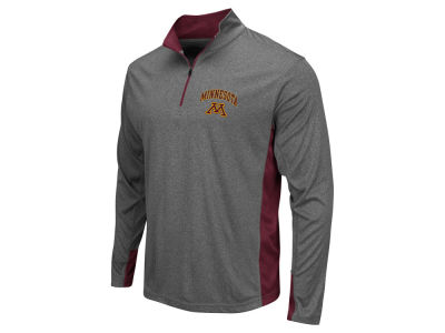Minnesota Golden Gophers Colosseum NCAA Men's Ridge Runner 1/4 Zip Pullover