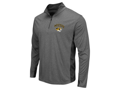 Missouri Tigers Colosseum NCAA Men's Ridge Runner 1/4 Zip Pullover