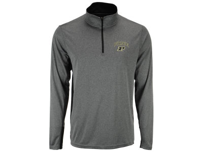 Purdue Boilermakers Colosseum NCAA Men's Ridge Runner 1/4 Zip Pullover