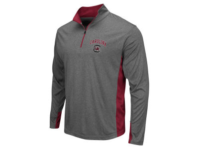 South Carolina Gamecocks Colosseum NCAA Men's Ridge Runner 1/4 Zip Pullover