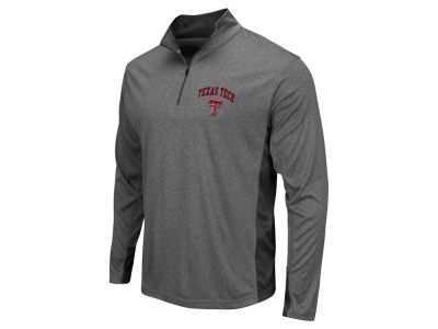 Texas Tech Red Raiders Colosseum NCAA Men's Ridge Runner 1/4 Zip Pullover