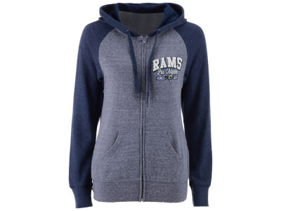 Los Angeles Rams NFL Women's Audible Hooded Sweatshirt