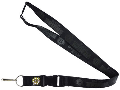 Boston Bruins Team Lanyard