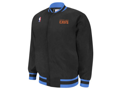 Cleveland Cavaliers Mitchell & Ness NBA Men's Authentic Warm Up Jackets