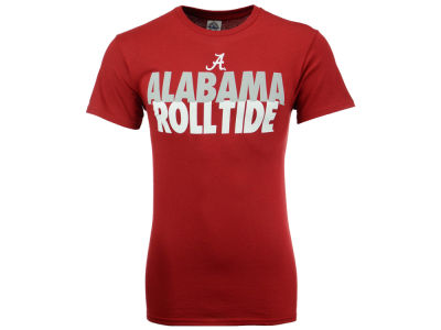 Alabama Crimson Tide NCAA Men's Verb Stack T-Shirt