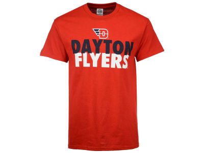 Dayton Flyers NCAA Men's Verb Stack T-Shirt