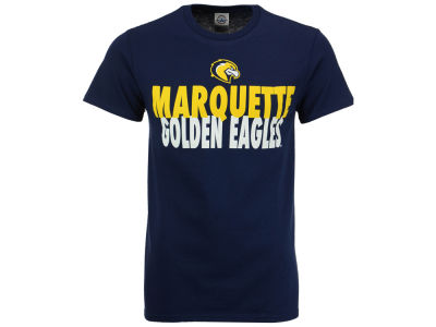 Marquette Golden Eagles NCAA 2 for $28 NCAA Men's Verb Stack T-Shirt