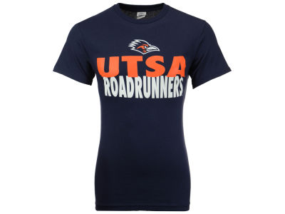 University of Texas San Antonio Roadrunners 2 for $28 NCAA Men's Verb Stack T-Shirt