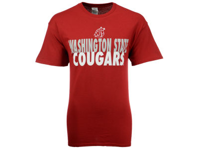 Washington State Cougars 2 for $28 NCAA Men's Verb Stack T-Shirt
