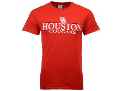 Houston Cougars 2 for $28  NCAA Men's Line Stack T-Shirt