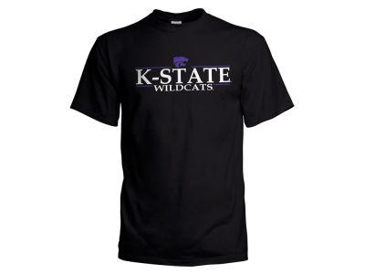 Kansas State Wildcats  NCAA Men's Line Stack T-Shirt