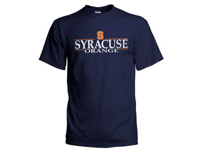Syracuse Orange  NCAA Men's Line Stack T-Shirt