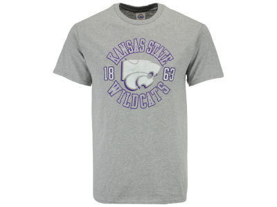 Kansas State Wildcats NCAA Men's Vintage Circle T-Shirt