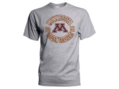 Minnesota Golden Gophers 2 for $28 NCAA Men's Vintage Circle T-Shirt