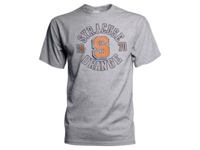 Syracuse Orange NCAA Men's Vintage Circle T-Shirt
