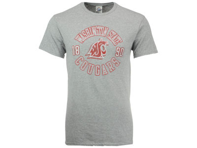 Washington State Cougars NCAA 2 for $28 NCAA Men's Vintage Circle T-Shirt