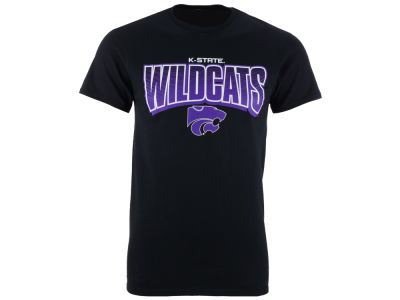 Kansas State Wildcats NCAA Men's Volume Arch T-Shirt