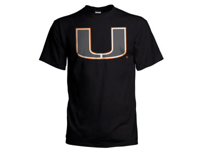Miami Hurricanes NCAA 2 for $28 NCAA Men's Tonal Pop T-Shirt