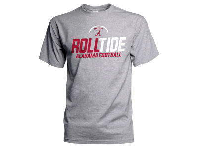 Alabama Crimson Tide NCAA Men's Sport Stack T-Shirt