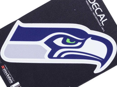 Seattle Seahawks 3x5 Decal