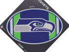 Seattle Seahawks 6X6 Jersey Magnet Pins, Magnets & Keychains