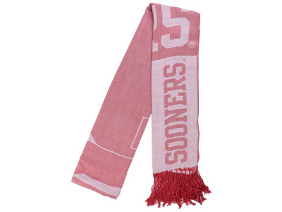 Oklahoma Sooners Lightweight Fashion Scarf NCAA