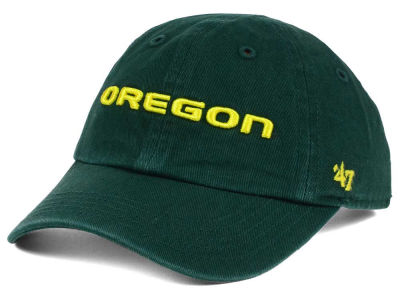 Oregon Ducks Child '47 NCAA Kids Clean Up