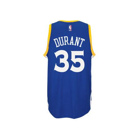 Golden State Warriors Kevin Durant Adidas NBA Men's New Swingman Jersey