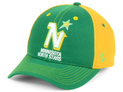 Dallas Stars Zephyr NHL Sideout Easy Adjustable Cap
