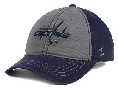Washington Capitals Zephyr NHL Storm Front Easy Adjustable Cap