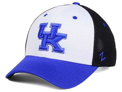 Kentucky Wildcats Zephyr NCAA Kickoff Adjustable Cap