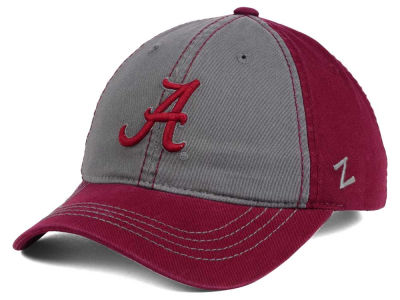 Alabama Crimson Tide Zephyr NCAA Storm Front Easy Adjustable Cap