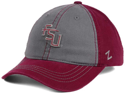 Florida State Seminoles Zephyr NCAA Storm Front Easy Adjustable Cap