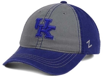 Kentucky Wildcats Zephyr NCAA Storm Front Easy Adjustable Cap