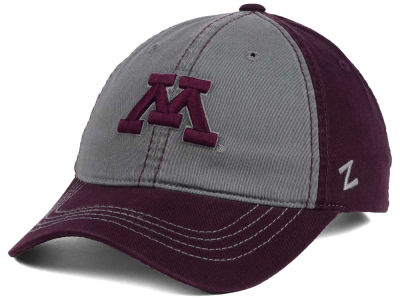 Minnesota Golden Gophers Zephyr NCAA Storm Front Easy Adjustable Cap