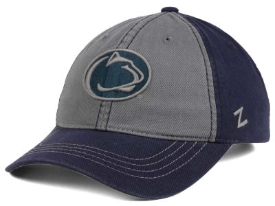 Penn State Nittany Lions Zephyr NCAA Storm Front Easy Adjustable Cap