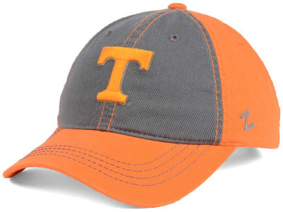 Tennessee Volunteers Zephyr NCAA Storm Front Easy Adjustable Cap