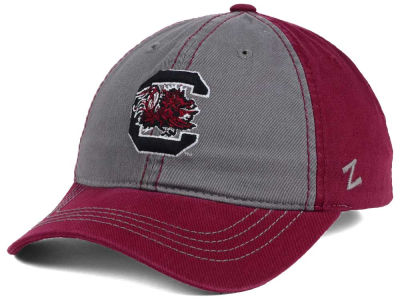 South Carolina Gamecocks Zephyr NCAA Storm Front Easy Adjustable Cap