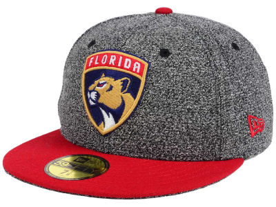 Florida Panthers New Era NHL Speckled 59FIFTY Cap