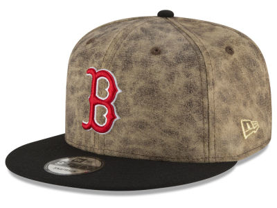 Boston Red Sox MLB Championship Star Sidepatch 9FIFTY Snapback Cap