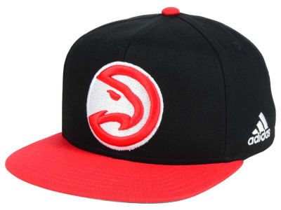 Atlanta Hawks Outerstuff NBA Kids XL 2-Color Snapback Cap