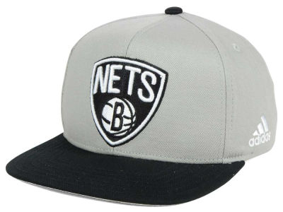 Brooklyn Nets Outerstuff NBA Kids XL 2-Color Snapback Cap