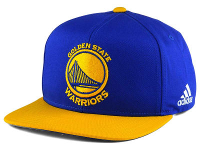Golden State Warriors Outerstuff NBA Kids XL 2-Color Snapback Cap
