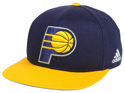 Indiana Pacers Outerstuff NBA Kids XL 2-Color Snapback Cap
