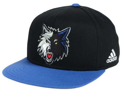 Minnesota Timberwolves Outerstuff NBA Kids XL 2-Color Snapback Cap